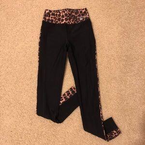 Pants - Bebe Sport Cheetah Leggings